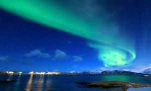 Fantastisk Nordlys Tromsø